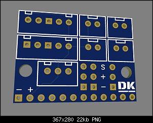Нажмите на изображение для увеличения.  Название:adapter pcb.jpg Просмотров:3 Размер:22.3 Кб ID:20583